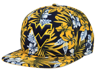 West Virginia Mountaineers New Era NCAA Wowie 9FIFTY Snapback Cap