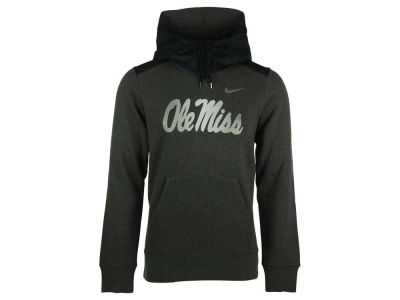 Ole Miss Rebels Nike NCAA Men's Hybrid Fleece Hoodie