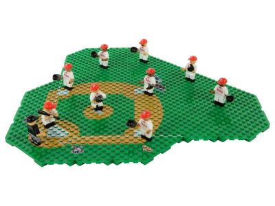 Philadelphia Phillies OYO Team Game Time Set