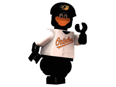 Baltimore Orioles The Oriole Bird OYO Figure Generation 4