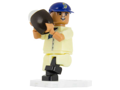 Seattle Mariners Felix Hernandez OYO Figure Generation 4