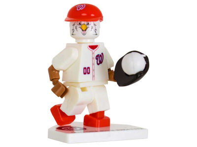 Washington Nationals Screech OYO Figure Generation 4