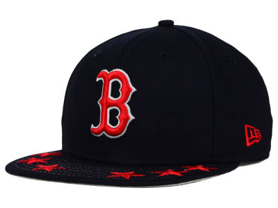 Boston Red Sox New Era MLB Star Viz 9FIFTY Snapback Cap