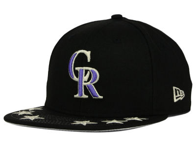 Colorado Rockies New Era MLB Star Viz 9FIFTY Snapback Cap