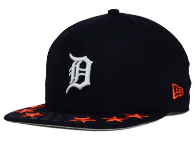 Detroit Tigers New Era MLB Star Viz 9FIFTY Snapback Cap