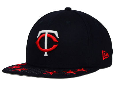 Minnesota Twins New Era MLB Star Viz 9FIFTY Snapback Cap
