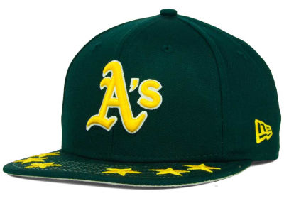 Oakland Athletics New Era MLB Star Viz 9FIFTY Snapback Cap