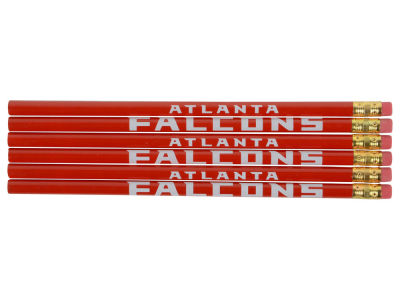 Atlanta Falcons 6-pack Pencils