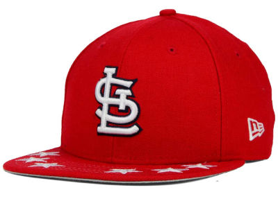 St. Louis Cardinals New Era MLB Star Viz 9FIFTY Snapback Cap