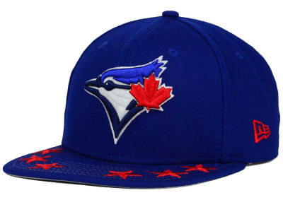 Toronto Blue Jays New Era MLB Star Viz 9FIFTY Snapback Cap