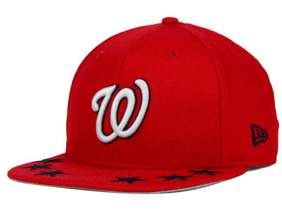Washington Nationals New Era MLB Star Viz 9FIFTY Snapback Cap