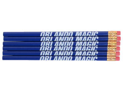 Orlando Magic 6-pack Pencils