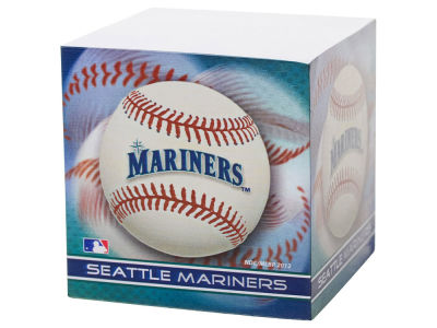 Seattle Mariners Sticky Note Cube