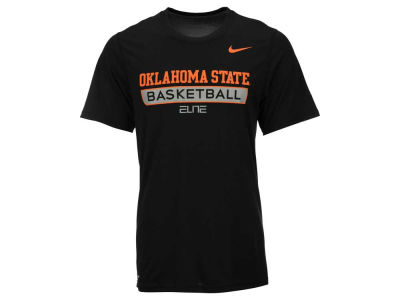 Oklahoma State Cowboys Nike NCAA Men's Basketball Practice T-Shirt