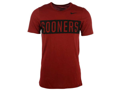 Oklahoma Sooners Nike NCAA Men's Triblend Confidence T-Shirt