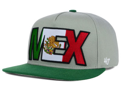 Mexico '47 Intercept Snapback Cap