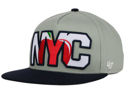 New York Inter '47 Captain DT Snapback Cap