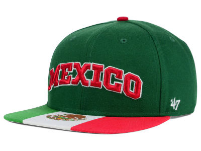 Mexico '47 Flagpole Captain Snapback Cap