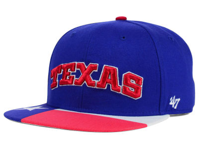 Texas '47 Flagpole Captain Snapback Cap