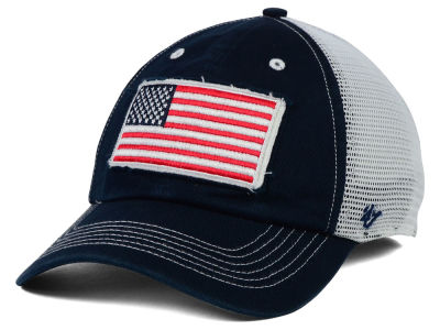 United States of America Operation Hat Trick Blue Mountain Mesh '47 CLOSER Cap