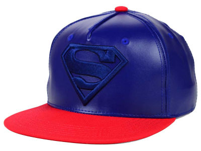DC Comics Matte Crown Snapback Hat