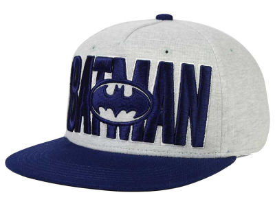 Batman DC Comics Jersey Crown Snapback Cap