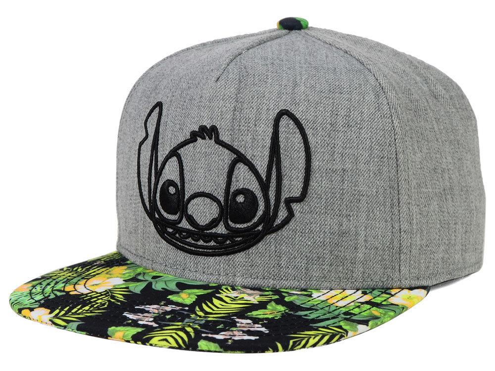 quality design 9a8a6 dc4d8 ... usa disney disney floral vis snapback hat 3852e f5156