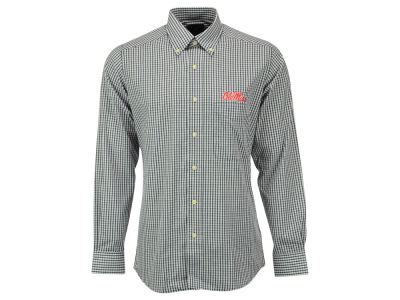 Ole Miss Rebels NCAA Men's Associate Woven Button Up Shirt