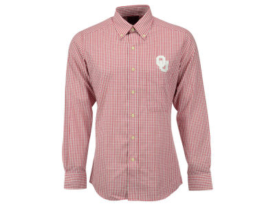 Oklahoma Sooners NCAA Men's Associate Woven Button Up Shirt