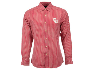 Oklahoma Sooners NCAA Men's Graduate Button Up Shirt