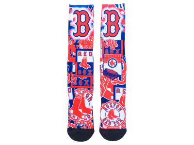 Boston Red Sox Flashback Socks