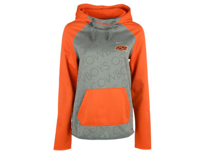 Oklahoma State Cowboys Nike NCAA Women's Champ Drive All Time Hoodie