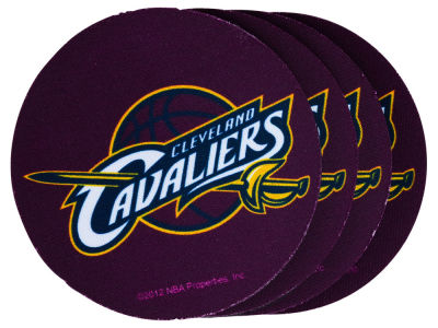 Cleveland Cavaliers 4-pack Neoprene Coaster Set