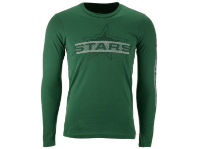 Dallas Stars NHL Youth Line Up Long Sleeve T-Shirt