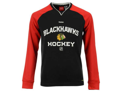 Chicago Blackhawks NHL Youth Covert Long Sleeve T-Shirt