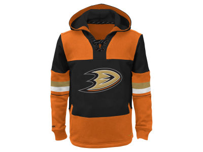 Anaheim Ducks NHL Youth Offside Poly Fleece Hoodie