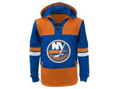 New York Islanders NHL Youth Offside Poly Fleece Hoodie