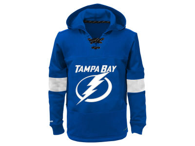 Tampa Bay Lightning NHL Youth Offside Poly Fleece Hoodie
