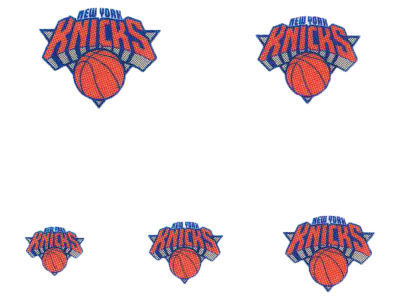 New York Knicks Tattoo Nail
