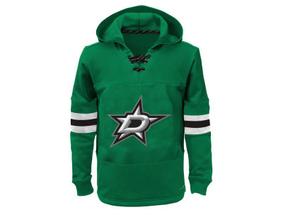 Dallas Stars NHL Youth Offside Poly Fleece Hoodie