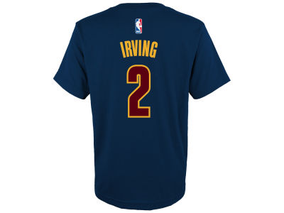 Cleveland Cavaliers Kyrie Irving NBA Youth Name And Number T-Shirt