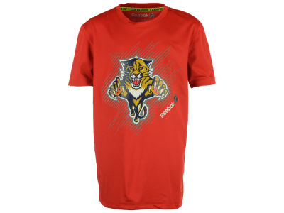 Florida Panthers NHL Youth TNT Frost Logo T-Shirt