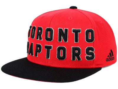 Toronto Raptors adidas NBA 2015-2016 Courtside Cap