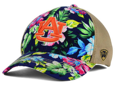 Auburn Tigers Top of the World NCAA Shore Stretch Cap