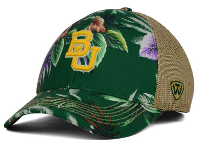 Baylor Bears Top of the World NCAA Shore Stretch Cap