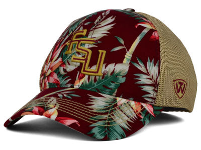 Florida State Seminoles Top of the World NCAA Shore Stretch Cap