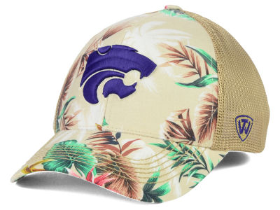 Kansas State Wildcats Top of the World NCAA Shore Stretch Cap