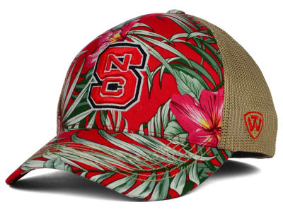 North Carolina State Wolfpack Top of the World NCAA Shore Stretch Cap