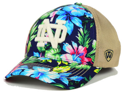 Notre Dame Fighting Irish Top of the World NCAA Shore Stretch Cap