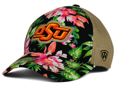 Oklahoma State Cowboys Top of the World NCAA Shore Stretch Cap